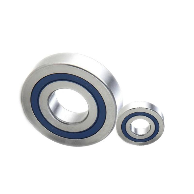 1.378 Inch | 35 Millimeter x 3.937 Inch | 100 Millimeter x 0.984 Inch | 25 Millimeter  Timken 7407W SU Angular Contact Bearings