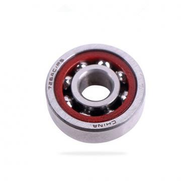 1.575 Inch | 40 Millimeter x 3.543 Inch | 90 Millimeter x 0.906 Inch | 23 Millimeter  Timken 7308WN SU Angular Contact Bearings